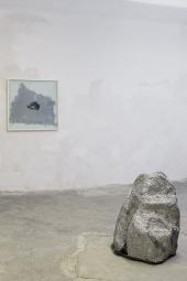 Anneli Schütz: Open Source, 2010. Installation view, EXILE