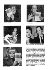 Straight To Hell: Page from Magazine. ca 1980