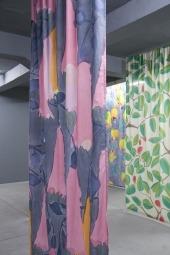 Alida Müschen: Privat, 2011. Installation view, EXILE