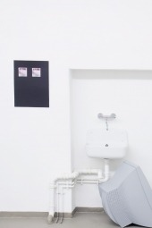 Installation view, 2009,  EXILE