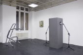 My safe reduction to form: 2012. Installation view, EXILE