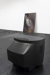 Mateusz Sadowski: Leak, 2012. Installation view, EXILE
